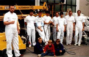 Das Maler Steiner Team