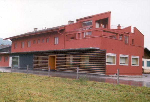 Tischlerei-Reiter-Fassadenarbeiten-Altenmarkt