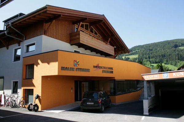 Firmengebäude nach Umbau