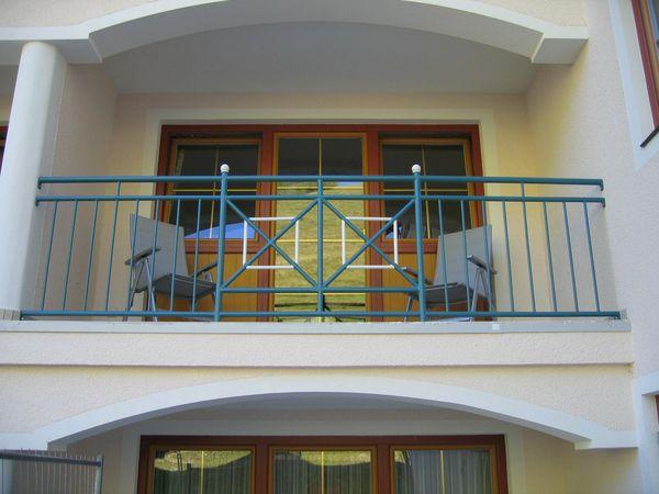 Salzburgerhof-Fassadenarbeiten-Zauchensee-Balkon